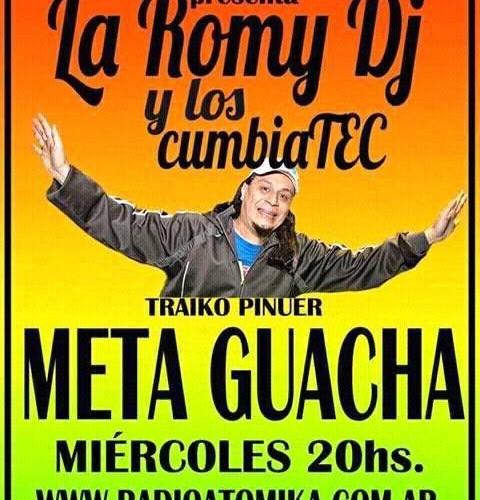 ESCUCHÁ O DESCARGÁ ELPROGRAMA COMPLETO DESDE ACÁ Debut con toda de La Romy DJ y los cumbia TEC este miércoles 11 de mayo 2016. Se morfó, se escavió y se […]