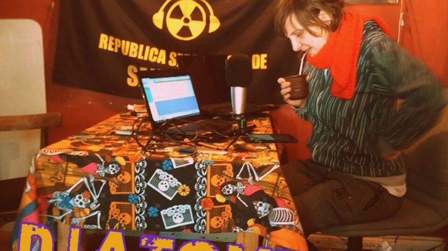 DJ Atomikos son nuestros selectores musicales, en Radio Atomika hace años tenemos la insana costumbre de acercar a músicos al lenguaje radial. Juana Chang, vocalista de las mítica Kumbia Queers […]