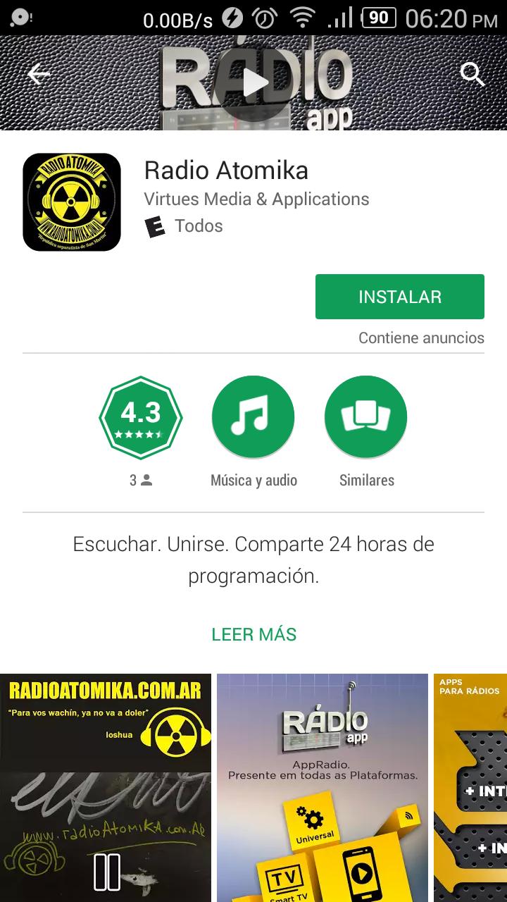 App Atomika
