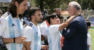 """""""Los Murciélagos"""" lograron el Subcampeonato de la Copa del Mundo de Madrid."""