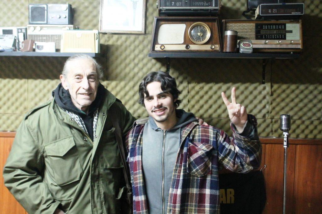 Miguel Angel Oliver en Radio Atomika