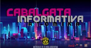 Cabalgata Informativa Atomika 2019