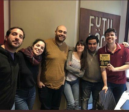 Crónica Anunciada con Juan Amorin en Futurock